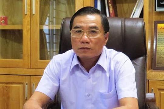 Cảnh cáo Phó Chủ tịch UBND tỉnh Thanh Hóa