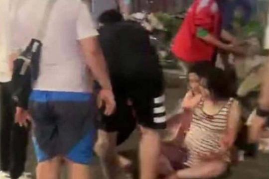 Nam thanh niên say rượu gây tai nạn khiến 1 phụ nữ sảy thai