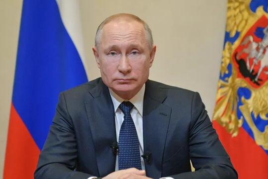 Tổng thống Putin lần đầu bình luận về bạo loạn ở Mỹ sau vụ George Floyd