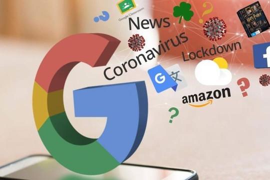 Tìm kiếm trên Google dự báo làn sóng COVID-19 thứ hai tại Mỹ