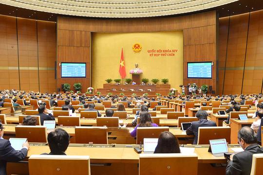 Quốc hội cho phép Đà Nẵng thí điểm không tổ chức HĐND quận, phường