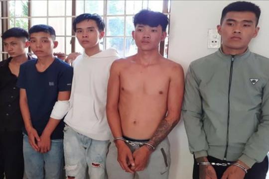 Đang làm nhiệm vụ Trung úy CSGT bị nhóm thanh niên tấn công