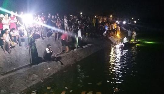 Hà Tĩnh: Hai cha con đuối nước thương tâm khi đi câu cá