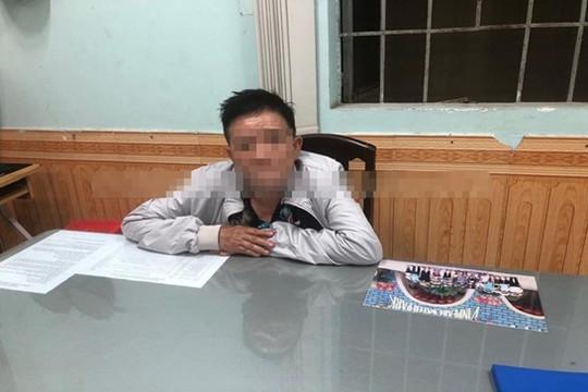 Tạm giữ cụ ông 70 tuổi về hành vi chứa mại dâm