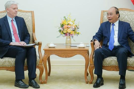 Thủ tướng tiếp 2 Giám đốc Quốc gia ADB và WB tại Việt Nam