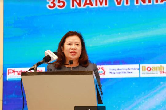 Tọa đàm 35 năm vì Nhà nước pháp quyền XHCN Việt Nam