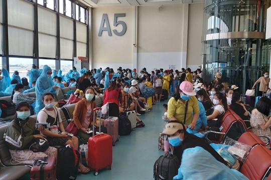 Đưa 343 công dân Việt Nam mắc kẹt tại Đài Loan do dịch COVID-19 về nước