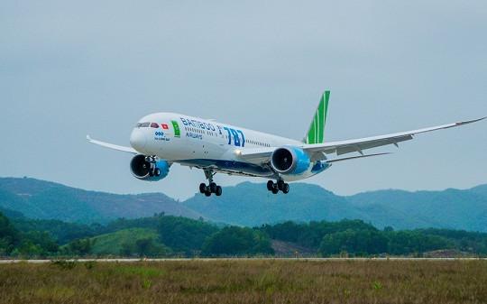 Hậu covid, đã có hãng hàng không Việt đầu tiên vượt công suất khai thác cũ