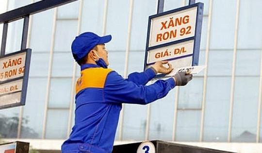 Giá xăng, dầu tăng kỳ thứ 4 liên tiếp