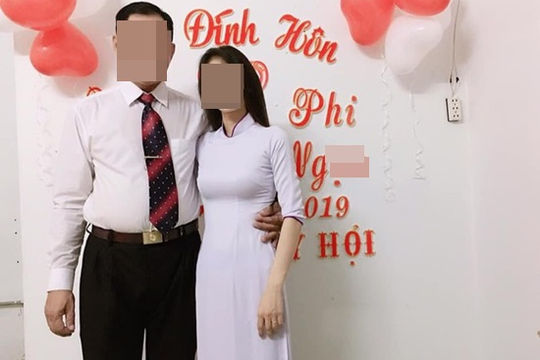 Cho thôi việc thầy giáo đính hôn với học trò cũ, bỏ dạy nhiều ngày