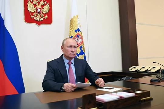 Tổng thống Putin kêu gọi nhân dân đi bỏ phiếu về sửa đổi Hiến pháp