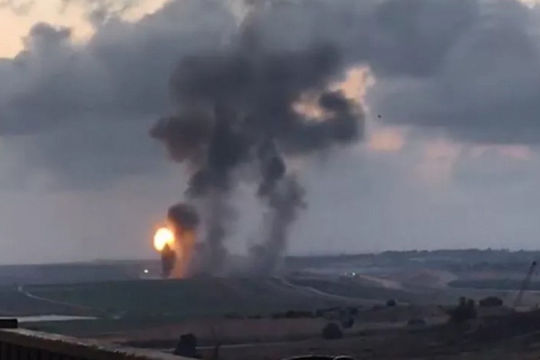 Tin vắn thế giới ngày 6/7: Israel lại không kích Dải Gaza
