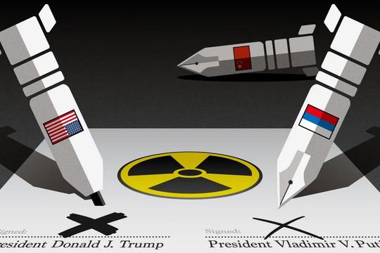 Trung Quốc nêu điều kiện tham gia đàm phán về kiểm soát vũ khí với Nga, Mỹ