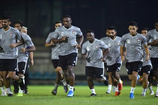 """ĐT UAE lên kế hoạch """"phục hận"""" ĐT Việt Nam tại VL World Cup 2022"""