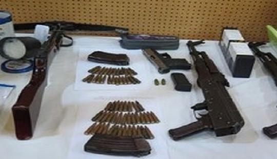 Tàng trữ vũ khí và ma túy, nam thanh niên lĩnh án 20 năm tù