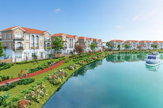 """Nâng chuẩn sống tại """"lá phổi xanh"""" River Park 1 đô thị sinh thái Aqua City"""