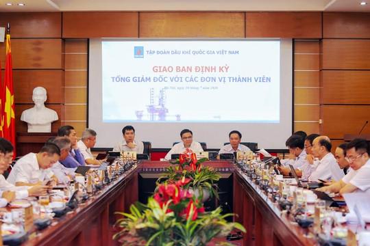 """Tập đoàn Dầu khí Quốc gia Việt Nam – 6 tháng đầu năm: Nỗ lực đạt """"mục tiêu kép"""" trong """"khủng hoảng kép"""""""
