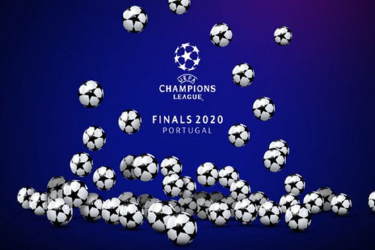 17h chiều nay bốc thăm tứ kết Champions League