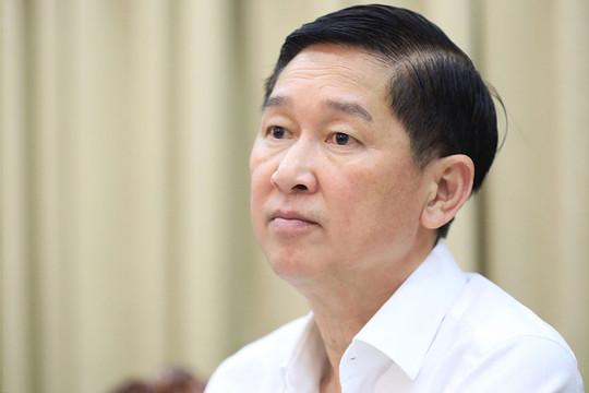Thủ tướng quyết định đình chỉ công tác Phó Chủ tịch UBND TP Hồ Chí Minh 90 ngày