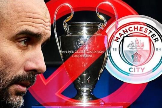 Thứ Hai tới (13/7), số phận của Man City tại Champions League sẽ được phán quyết
