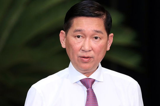 Vì sao ông Trần Vĩnh Tuyến bị khởi tố?