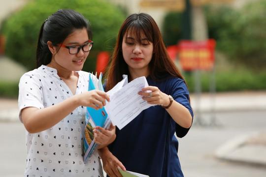 Hà Nội có 80.000 thí sinh tham dự kỳ thi tốt nghiệp THPT năm 2020