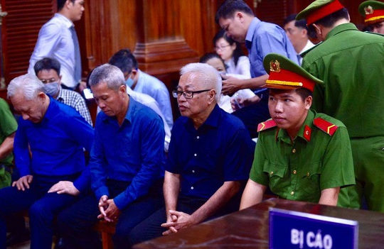 Tòa trả hồ sơ vụ án Trần Phương Bình để điều tra bổ sung