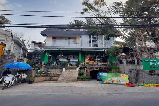 Đà Lạt, Lâm Đồng: Tài sản đang tranh chấp vẫn giao dịch, chuyển nhượng