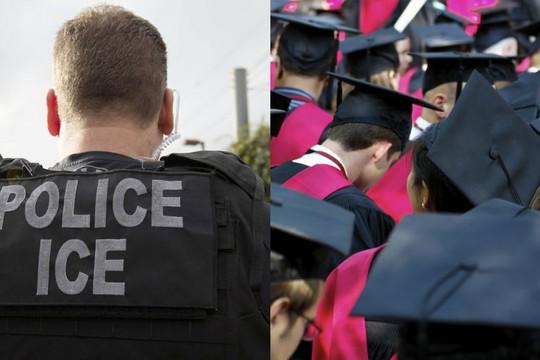 Vụ trục xuất du học sinh tại Mỹ: 17 bang kiện chính quyền Tổng thống Trump