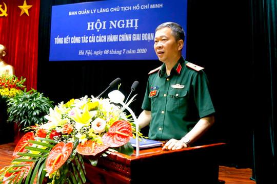 Giao quyền Trưởng ban Ban Quản lý Lăng Bác cho Thiếu tướng Bùi Hải Sơn
