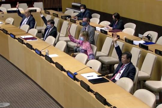 Hội đồng Bảo an thông qua Nghị quyết về Thanh niên, Hòa bình, An ninh