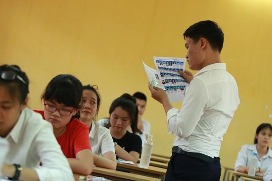 Yên Bái huy động thêm giáo viên THCS coi thi tốt nghiệp THPT năm 2020