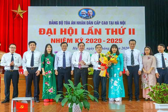 TANDCC tại Hà Nội tổ chức Đại hội lần thứ 2 nhiệm kỳ 2020-2025