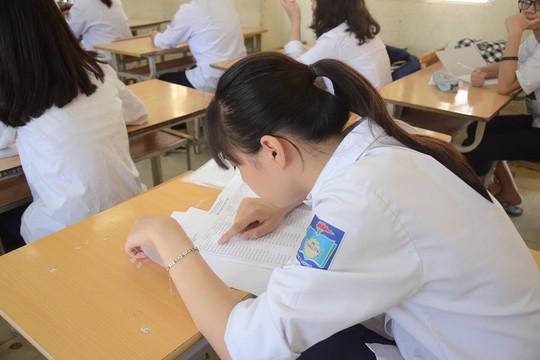 Giáo viên nói gì về đề thi môn tiếng Anh của Sở GD-ĐT TP. HCM