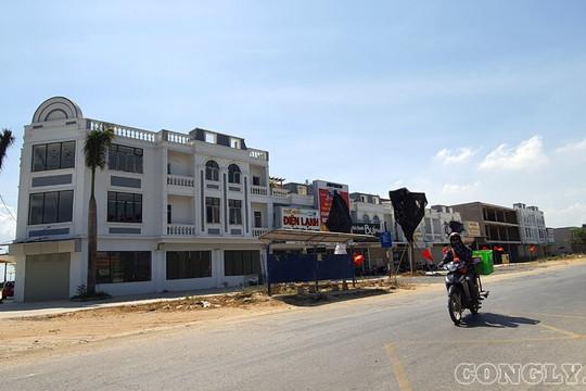 Tổng Công ty Hưng Đô xây dựng khu trung tâm thương mại sai phép