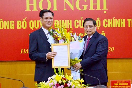 Điều động Bí thư tỉnh Phú Yên làm Phó Bí thư Đảng ủy Khối các cơ quan Trung ương