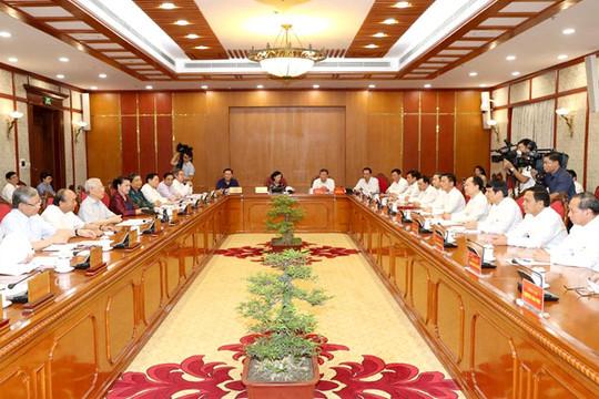 Tổng Bí thư, Chủ tịch nước: Thanh Hóa phải vươn lên phát triển, không thua kém các tỉnh khác
