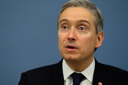 Canada xác nhận hộp đen của máy bay Ukraine bị rơi xuống Paris