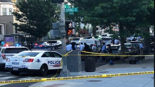Mỹ: Xả súng kinh hoàng ở thủ đô Washington, 9 người thương vong