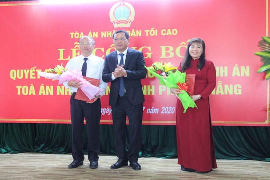 TANDTC bổ nhiệm Chánh án TAND TP Đà Nẵng
