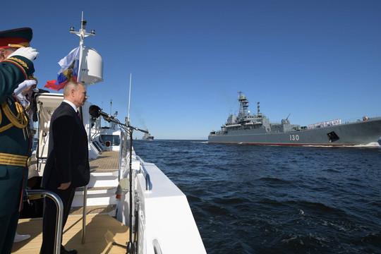 Tin vắn thế giới ngày 27/7: Hải quân Nga sắp được trang bị vũ khí tấn công hạt nhân siêu vượt âm