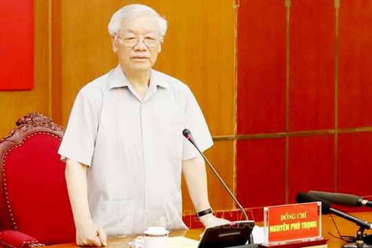 Ban Bí thư khai trừ ra khỏi Đảng 3 cán bộ lãnh đạo