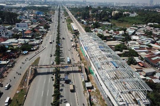 Khu Đông kỳ vọng khởi sắc khi tuyến metro Bến Thành - Suối Tiên hoạt động
