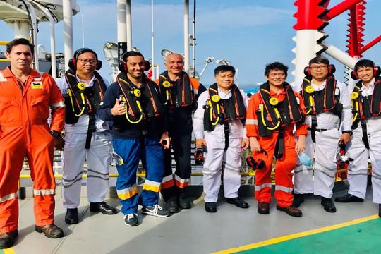 Lô 114 – Điểm sáng trong hoạt động tìm kiếm thăm dò ngoài khơi thềm lục địa Việt Nam