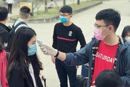 Học viện Tòa án yêu cầu học viên, sinh viên thực hiện nghiêm các biện pháp phòng dịch