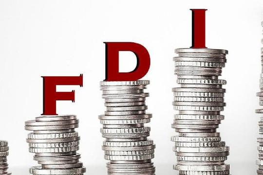 Vốn FDI đầu tư vào Việt Nam đạt gần 19 tỷ USD
