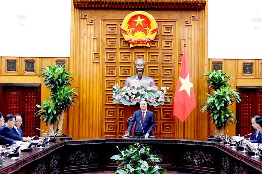 Thủ tướng: Việt Nam nỗ lực hết sức mình để bảo đảm là đất nước an toàn