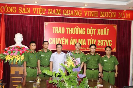 Công an Điện Biên bắt giữ đối tượng mua bán 8 bánh heroin
