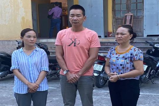 Cặp chị em ruột dàn cảnh trúng xổ số để trộm cắp tài sản