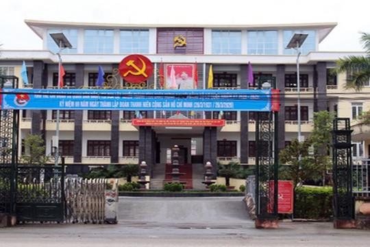 Huyện Yên Định mắc nợ hàng chục tỷ: Cách chức nguyên Bí thư huyện ủy
